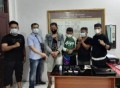 Tiga Pengedar Narkoba Ditangkap Polres Tebingtinggi Dalam Operasi Antik 2021