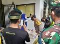 Kades Asnidar Sematkan Tengkuluk Melayu Kepada Kapolres Batubara