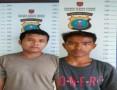 Dalam Waktu 20 Menit, Pelaku Curanmor Ditangkap Polsek Tebingtinggi