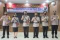 Kapolres Deli Serdang Pimpin Sertijab Kasat Bimas dan Kapolsek Pagar Merbau