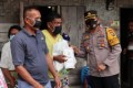 Kapoldasu  Bantu Warga Kurang Mampu Terdampak COVID-19 Di Batubara