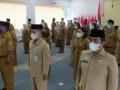 Bupati Lantik 37 Pejabat Di Jajaran Pemkab Batubara