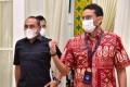 Temui Gubernur Edy Rahmayadi, Menparekraf Sampaikan Tiga Hal Percepatan Pariwisata Danau Toba