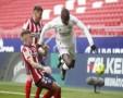 Hasil Liga Spanyol: Atletico dan Madrid Imbang 1-1