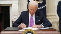 Biden Cairkan BLT Rp20 Juta Per Warga AS Bulan Ini