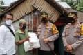 Warga Desa Perupuk Dapat Bansos Dari Kapoldasu