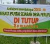 Cegah Penyebaran COVID-19, Sejumlah Objek Wisata Di Batubara Ditutup
