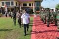 Bupati Batubara Pimpin Gelar Pasukan Operasi Ketupat Toba 2021