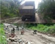 Satgas TMMD Kodim 0204/DS Terus Kebut Penimbunan Jalan