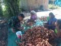 Anggota Satgas TMMD Kodim 0204/DS : Warga Dusun DI Bangun Purba Sudah Seperti Keluarga Sendiri