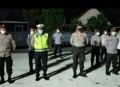 Kapolres Simalungun Pimpin Patroli Antisipasi Malam Takbiran
