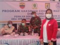 RSI Kerja Sama Dengan Kodam I BB Untuk Vaksinasi COVID-19 Dengan Target 1000 Orang
