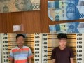 Kurir dan Pengedar Sabu Ditangkap Tim Rajawali Sat Narkoba Polres Tebingtinggi