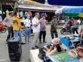 Pedagang Ditertibkan Untuk Pembangunan Lapangan Merdeka Lahusa