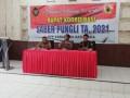 Wakapolres Batubara Pimpin Rapat Koordinasi Saber Pungli TA 2021