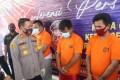 Tiga Pelaku Pembakar Mobil Polisi di Sumut Ditangkap