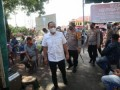 Polres / TNI Bersama Bupati Batubara, Ikuti Zoom Meeting Arahan Panglima Dan Kapolri