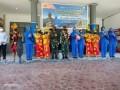 Komandan Lantamal II Padang Sarankan Bupati Nisel Bangun Pelabuhan Internasional