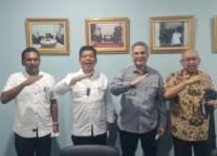 Ketemu Wamentan RI, Bupati Simalungun : Ajukan Tambahan Kuota Pupuk Bersubsi