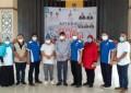 Wali Kota Tebingtinggi Tinjau Vaksinasi DPK Apindo Untuk Pekerja