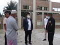 Bupati Simalungun Bantu 100 Sak Semen Pembangunan Mesjid  Wahyu di Tiga Runggu
