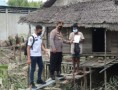 Kapolda Sumut Bantu Warga Terdampak Banjir Di Batubara