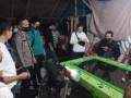 Polres Tebingtinggi Amakan Mesin Judi Tembak Ikan